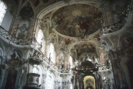Monastery-Church Birnau