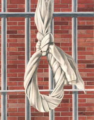 Woman Death  Texas on Cliff Boggess   Art On Death Row  Death Row
