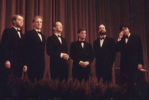 The King's Singers in Coesfeld