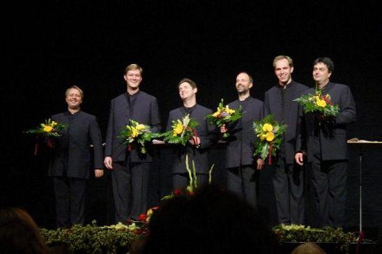 The King's Singers in Wetzlar
