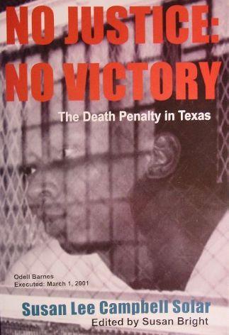 Susan Lee Campbell Solar: No Justice, No Victory