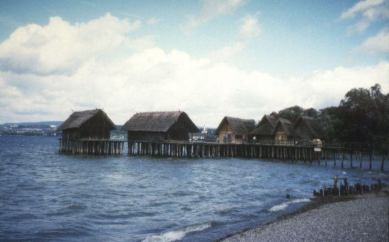 Lake-Dwellings in Unteruhldingen