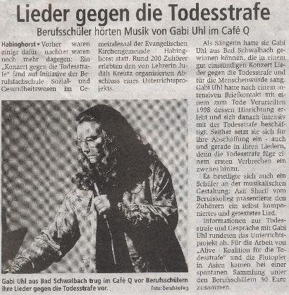 Ruhr-Zeitung 2.2.2005